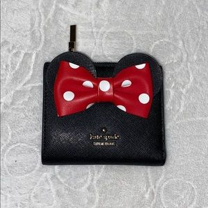 Minnie Mouse Kate Spade Wallet.
